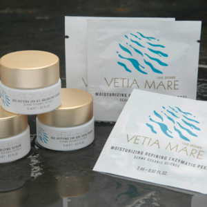 Vetia Mare Luxe travel set