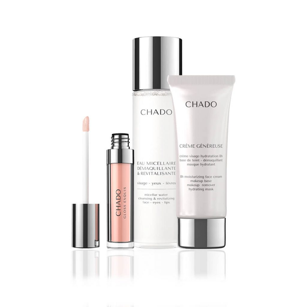 CHADO - Swiss make-up and care